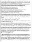 The Biblical Basis of the Sacred Calendar Part One - Page 3