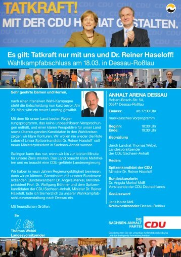 Einladung als PDF - Herbert Hartung