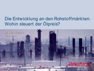 Marktvortrag Oktober 2006 - Herbert Giersch Stiftung