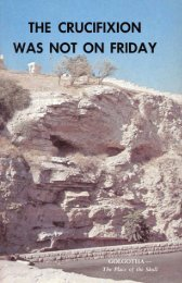 Crucifixion Was Not on Friday (1968)_b.pdf - Herbert W. Armstrong
