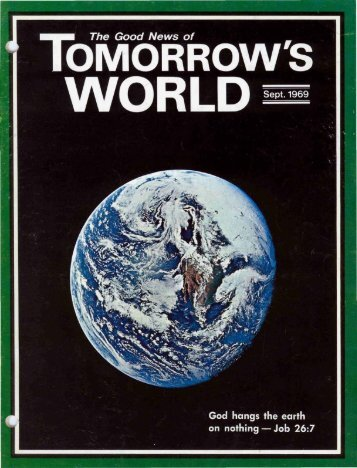 Tomorrows World 1969 (Vol I No 04) Sep_w - Herbert W. Armstrong