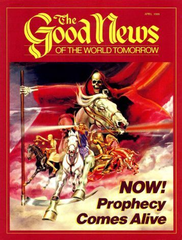 Good News 1985 (Prelim No 04) Apr - Herbert W. Armstrong