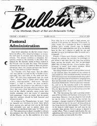 Bulletin 1976 (Vol 04 No 08) July 27_w.pdf - Herbert W. Armstrong