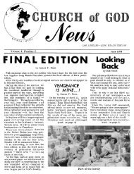 COG News LA-LB 1964 (Vol 04 No 06) Jun - Herbert W. Armstrong