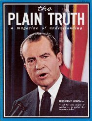 Plain Truth 1971 (Prelim No 10) Oct - Herbert W. Armstrong