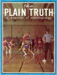 Plain Truth 1965 (Prelim No 03) Mar - Herbert W. Armstrong
