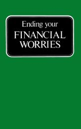 Ending Your Financial Worries (1959)_b.pdf - Herbert W. Armstrong