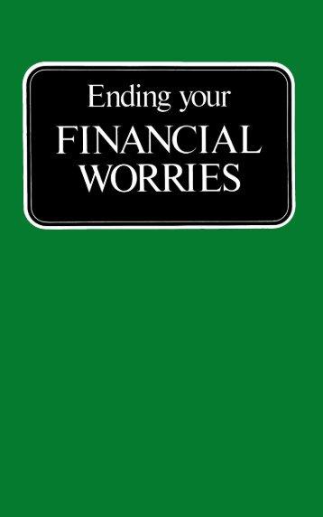 Ending Your Financial Worries (1959)_b.pdf - Herbert W. Armstrong