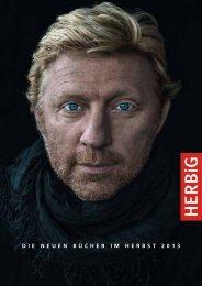 Das Herbstprogramm 2013 des HERBiG Verlags - Langen Müller ...