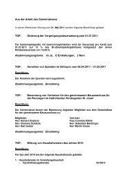 31. Mai 2011 - Stadt Herbolzheim