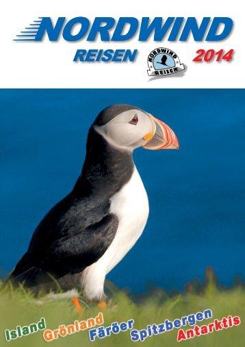 REISEN 2014 - Nordwind Reisen