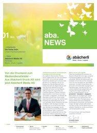 aba. NEWS - Abächerli Media AG