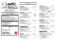 Programm 1. Halbjahr 2013 im Schaumburger Land - ADFC ...
