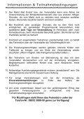 Informationen & Teilnahmebedingungen - Bad Endorf - Seite 6