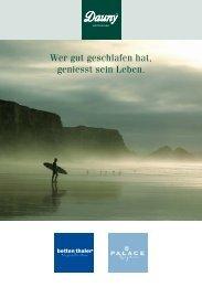 Dauny im Palace Luzern (PDF) - Betten Thaler