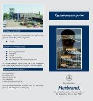 Fachinformatiker - Mercedes-Benz Herbrand GmbH
