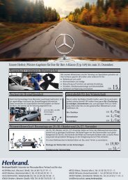 EUR 19,90* - Mercedes-Benz Herbrand GmbH