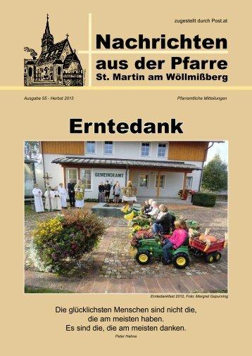 herunterladen - Dekanat Voitsberg