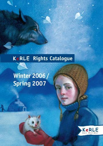 Herder Rights Catalogue Childrens Books
