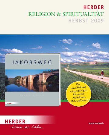 Verlag Herder • Vorschau Religion & Spiritualität • Herbst 2009