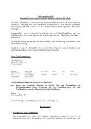 Änderungsbescheid vom 09.08.2013 Luitpoldhütte AG - Stadt Amberg