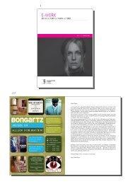 Ausgabe 4. Quartal 2013 - E-Werk Erlangen