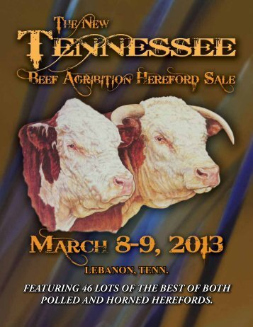 sale - American Hereford Association