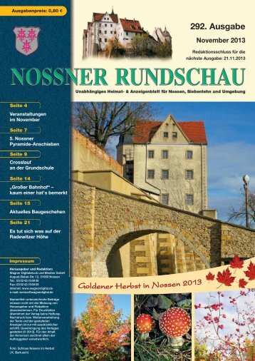 November 2013 - nossner-rundschau.de