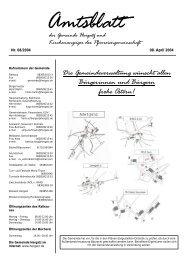 Gemeindeblatt Nr. 08 vom 08. April 2004 - Gemeinde Hergatz