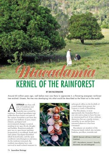 Heritage June 07 - Australian Heritage Magazine