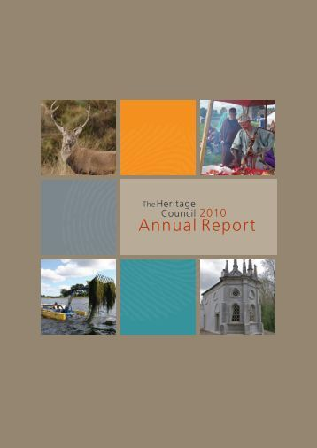 Annual Report - The Heritage Council