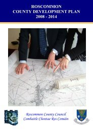 roscommon county development plan 2008 - 2014 - The Heritage ...
