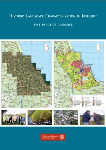 historic landscape characterisation in ireland: best practice guidance
