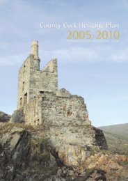 Download County Cork Heritage Plan 2005 - 2010 [PDF