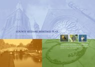 Download County Kildare Heritage Plan 2005 - 2011 [PDF