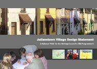 Julianstown Village Design Statement - The Heritage Council