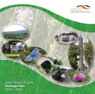 Download South Dublin County Heritage Plan 2010 - 2015 [PDF 3.8 ...