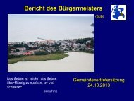 Gemeindevertretung vom 24.10.2013 - Gemeinde Ostseebad Binz ...