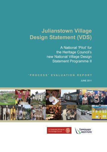 'Process' Evaluation Report - The Heritage Council