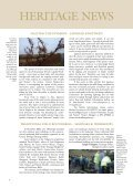 to download the Summer/Autumn 2007 edition of Heritage Outlook - Page 6