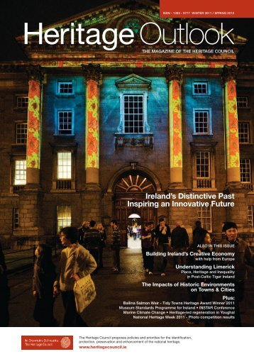 to download the Winter 2011/Spring 2012 edition of Heritage Outlook