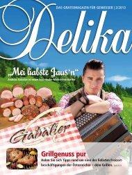 Delika Ausgabe 2-201.. - Schirnhofer