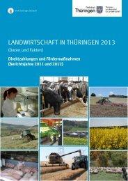 Berichtsjahre 2011 und 2012 - Thüringer Landesanstalt für ...