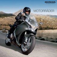 Motorrad Gesamtprogramm (PDF, 7.7 MB) - Honda