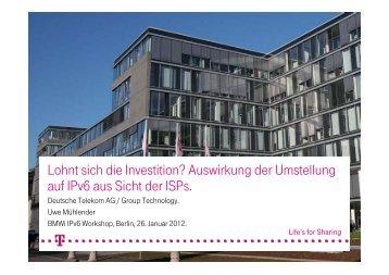 Workshop Vortrag Mühlender - BearingPoint
