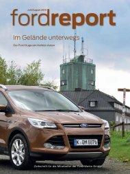 Im Gelände unterwegs - Ford Online