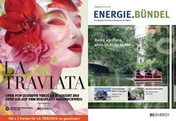 Aktuelle Ausgabe hier herunterladen - BS Energy