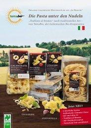erste fair zertifizierte Bio-Pasta Italiens - Dritte Welt Laden Erlangen