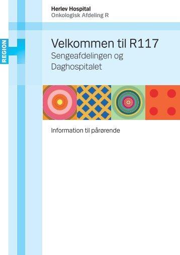 Velkommen til R117 - Sengeafdelingen og ... - Herlev Hospital