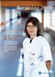 Forskning 2005 - Herlev Hospital